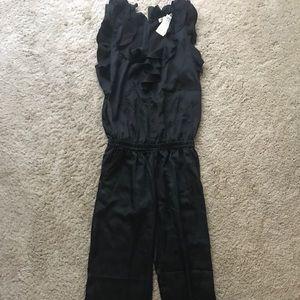 Arden B black dressy Jumpsuit - Small